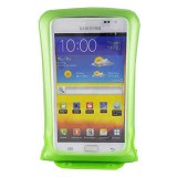 DICAPAC Waterproof Bag [WP-C2] - Green (C) - Plastik Handphone / Waterproof